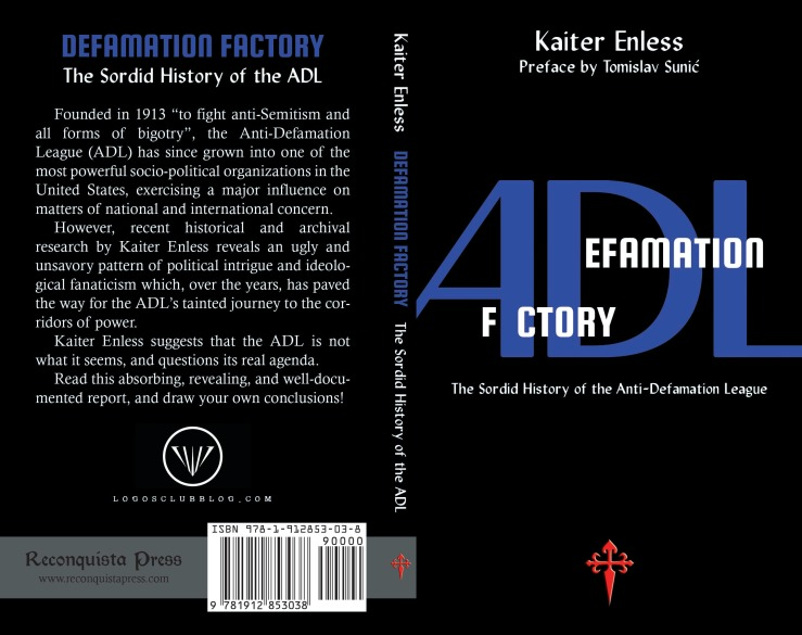 Defamation Factory Full Cover